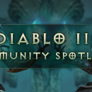 Nephalem, it's time to descend once more into the crypts to join forces with the Necromancer.