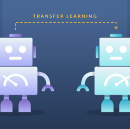 Transfer learning: leveraging insights from large data sets