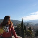 The road to Granada — and to myself