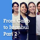 From Cairo to Istanbul — part 2