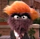To Donald Trump, the entire world is Sesame Street