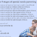 The 9 stages of special needs parenting