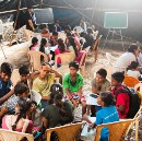 The Classrooms Hidden in Mumbai's Seams