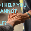 Amazeballz Stories Day 60/100: How Can I Help You When You Cannot Help Yourself?