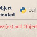 Object Oriented Python : Class(es) and Object(s)