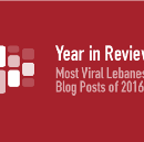 Year In Review: The 16 Most Viral Lebanese Blog Posts of 2016 📈