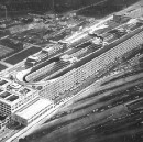 Fiat's first factory is an architectural lair