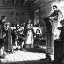 """""""A City Upon a Hill"""": The Puritan Social Vision in American Civil Society"""