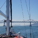 What It's Like Living on a Sailboat in the San Francisco Bay