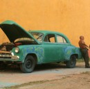 Cuban Character Depicted in a Taxi Ride