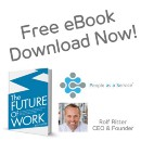 New Book on The Future of Work by Rolf Ritter
