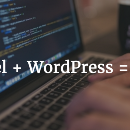 Laravel and WordPress together with Corcel