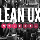 2014 LeanUX Slides and More