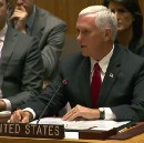 Keeping the Peace: Vice President Pence Addresses the UN Security Council