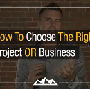 How To Choose The Right Startup Idea