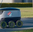 Robots Are Now Delivering Pizza…