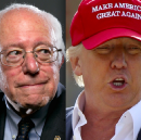 The Deep State Has Digested Both Trump And Sanders. Fight The Deep State.