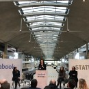 Facebook's Sheryl Sandberg announces first worldwide Startup Garage at Station F