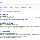 Dear Google, Cod Should Be #1 For Cod.