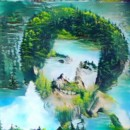 A happy little binary tree: learning to code from Bob Ross