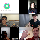 This is what happens when self-directed learners come together to code!