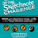 30-Day Sketchnote Challenge Book Update