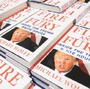 "Trump Interrupts Hawaii Nuclear Panic to Heavily Promote Wolff's ""Fire and Fury"""