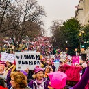 If you have a death grip on your pink pussy hat, you're marching for the wrong reason