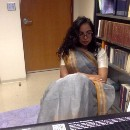 Saree, Not Sorry: My Dreams are in Hinglish