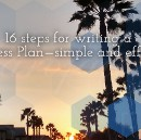 16 steps for writing a Business Plan — simple and effective