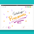 Introducing Pixelboard