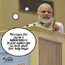 Do these statements make India's Prime Minister look sexist?