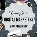 5 Coding Skills That Will Elevate Your Digital Marketing Career