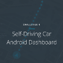 Challenge #4: Self-Driving Car Android Dashboard