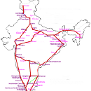 Bullet trains and the future of India.