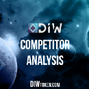 DIW's Competitor Analysis is now available.