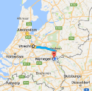 What an intercity journey looks like in the Netherlands