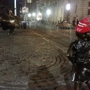 The Red Pom Hat on The Fearless Girl (and the Wall Street Bro)