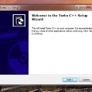 Installing the new version of Turbo C++