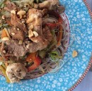 Honey, Ginger and Pork Stir Fry