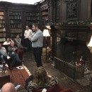 Stories around the fireside: how personal tales of triumph and trials create a company's glue.