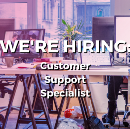 Customer support specialist: Funderbeam — FILLED