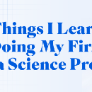 10 things I learned doing my first data science project