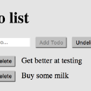 A guide to TDD a React/Redux TodoList App — Part 1