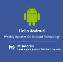 Hello Android, Weekly Update 3
