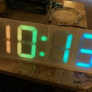 Check the Time on a NeoPixel 7-Segment Clock