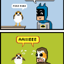 I should really be in charge of Batman