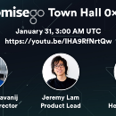 Announcing OmiseGO Town Hall 0x1
