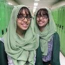 Double trouble: twin activists Maryam and Nivaal are changing the world
