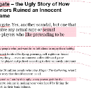 "Sexism, Absurdity, And a Dog That Heils: Annotating Breitbart's ""Magicgate"" Article"